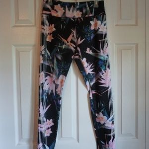 Active Floral Leggings